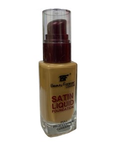 BF Satin Liquid Foundation LF107B Honey