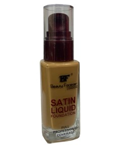 BF Satin Liquid Foundation LF105 Light Tan