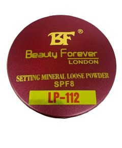 BF Classic Setting Mineral  SPF 8 Loose Powder 112