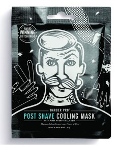 Barber Pro Post Shave Cooling Mask