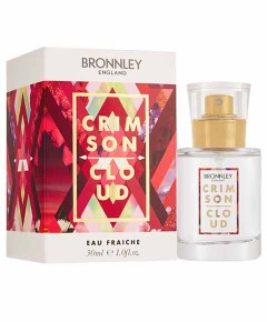 Bronnley Crimson Cloud Eau Fraiche
