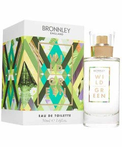 Bronnley Wild Green Eau De Toilette