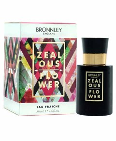 Bronnley Zealous Flower Eau Fraiche