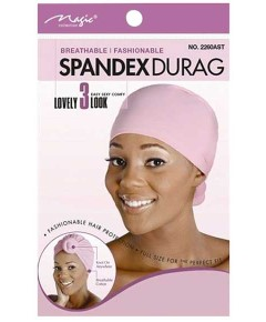 Magic Collection Breathable Spandex Durag 2260AST