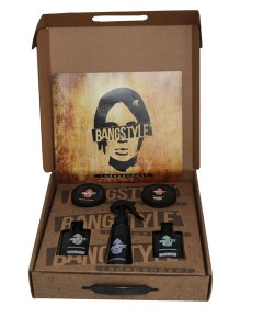 Bangstyle Independent Gift Set