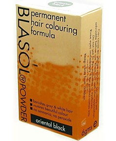 Blasol Powder Permanent Hair Colouring