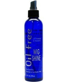Bonfi Natural Oil Free Wig Shine