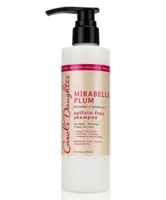 Mirabelle Plum Fullness And Hydration Sulfate Free Shampoo