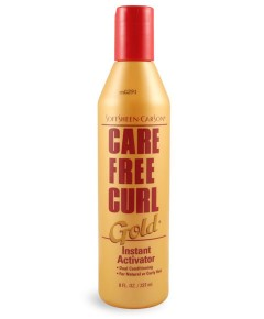 Curl Gold Activator