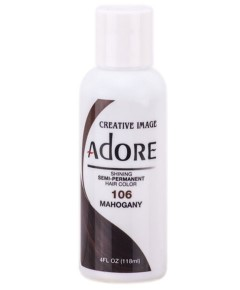 Adore Shining Semi Permanent Hair Color Mahogany