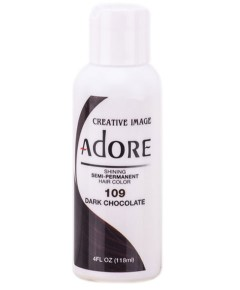 Adore Shining Semi Permanent Hair Color Dark Chocolate
