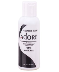 Adore Shining Semi Permanent Hair Color Jet Black
