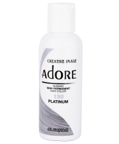 Adore Shining Semi Permanent Hair Color Platinum