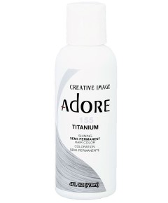 Adore Shining Semi Permanent Hair Color Titanium
