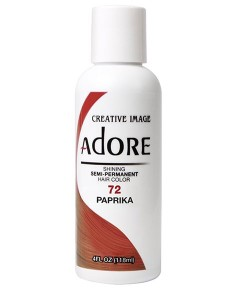 Adore Shining Semi Permanent Hair Color Paprika