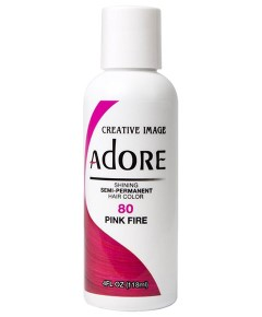 Adore Shining Semi Permanent Hair Color Pink Fire
