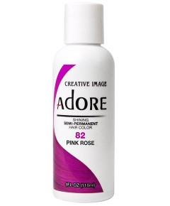 Adore Shining Semi Permanent Hair Color Pink Rose