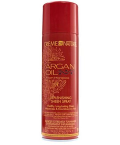 Replenishing Argan Oil Sheen Spray