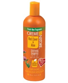 Soothing Red Clover And Aloe Shampoo