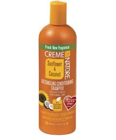 Detangling Sunflower And Coconut Conditioning Shampoo