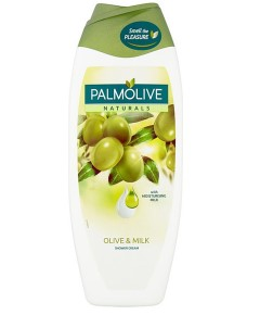 Palmolive Naturals Olive And Milk Shower Cream