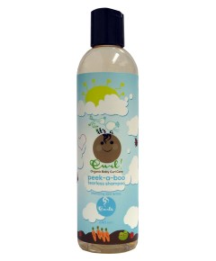Curls Kids Peak A Boo Tearless Curl Shampoo