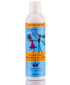 Curly Q Coconut Conditioner
