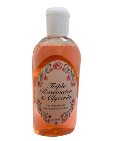 Triple Rosewater And Glycerin