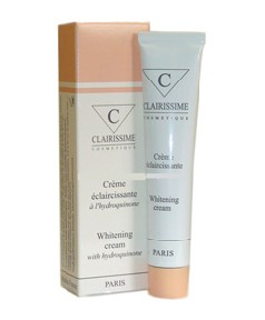 Cosmetique Whitening Cream With Ubiquinone