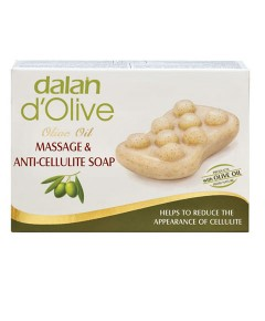 D Olive Olive Oil Massage And Anti Cellulite Soap