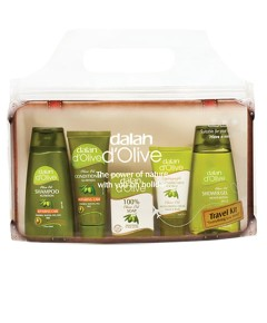 D Olive Olive Oil Travel Kit