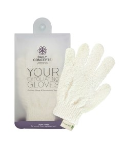 Daily Concepts Your Exfoliating Gloves