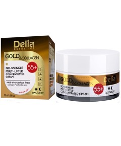 Gold And Collagen No Wrinkle Multi Lifter Concentrated Cream