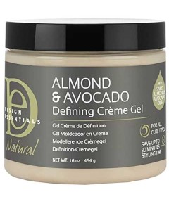 Almond And Avocado Defining Creme Gel
