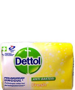 Anti Bacterial Fresh Soap