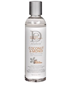Natural Coconut And Monoi Oil Treatment