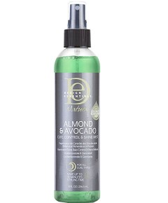Almond And Avocado Curl Control And Shine Mist