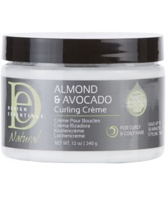 Almond And Avocado Curling Creme