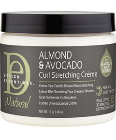 Almond And Avocado Curl Stretching Creme