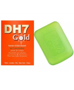 DH7 Gold Cucumber Soap