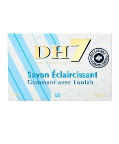 DH7 Lightening Exfoliating Soap With Loofah