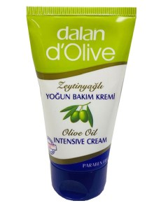 D Olive Olive Oil Intensive Cream For Hand And Body
