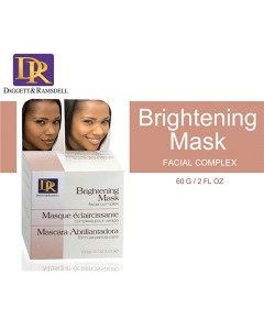 Brightening Mask Facial Complex