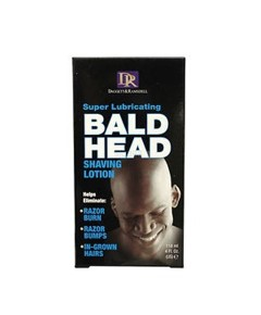 DR  Super Lubricating Bald Head Shaving Lotion