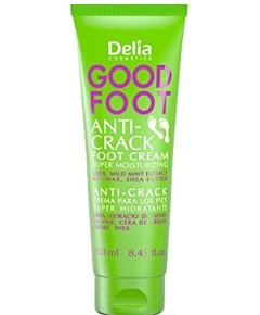 Delia Cosmetics Good Foot Anti Crack Foot Cream