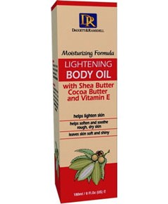 DR Body Oil