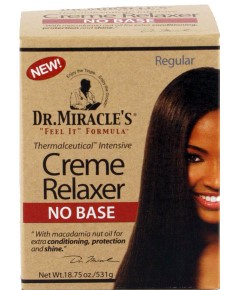 No Base Thermalceutical Creme Relaxer