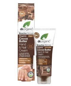 Organic Cocoa Butter Hand And Nail Cream