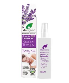 Organic Lavender Sleep Therapy Body Oil