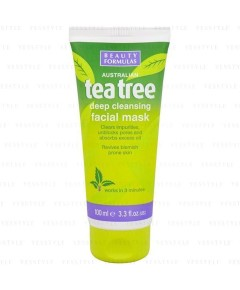 Australian Tea Tree Facial Mask